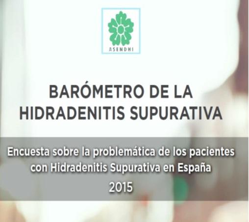 I Barómetro de la Hidradenitis Supurativa