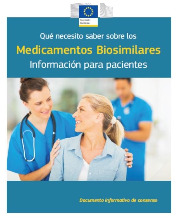 Guía para pacientes editada por el Foro Europeo de Pacientes