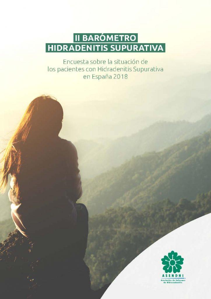 II Barómetro de la Hidrosadenitis en España 2019