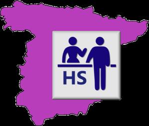Imagen de las unidades especializadas y consultas monográficas en España para pacientes con hidrosadenitis